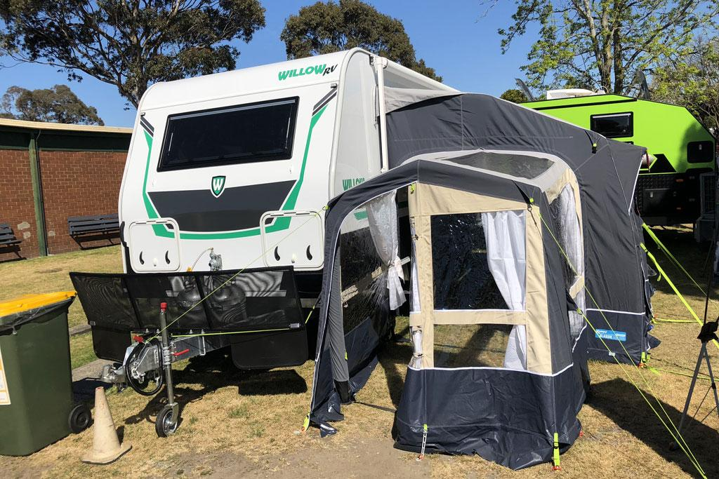 Blow Up Camping On The Rise Www Caravancampingsales Com Au