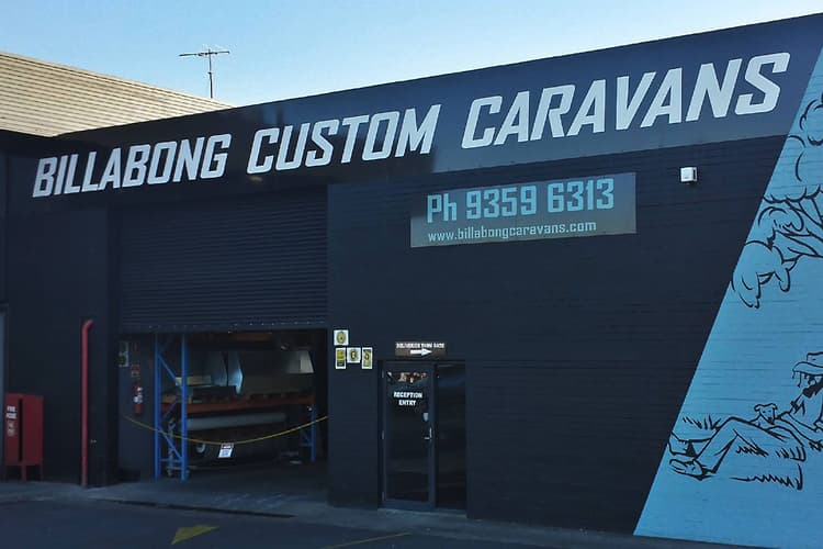 Billabong back in business - www caravancampingsales com au