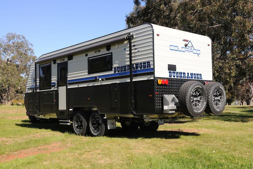 Colorado Caravans in liquidation - www caravancampingsales