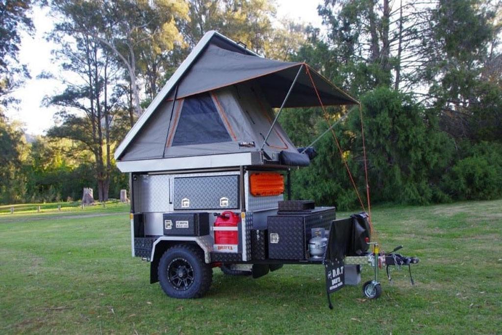Drifta targets Patriot buyers - www caravancampingsales com au