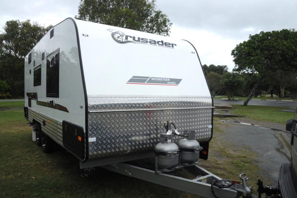 Crusader Caravans