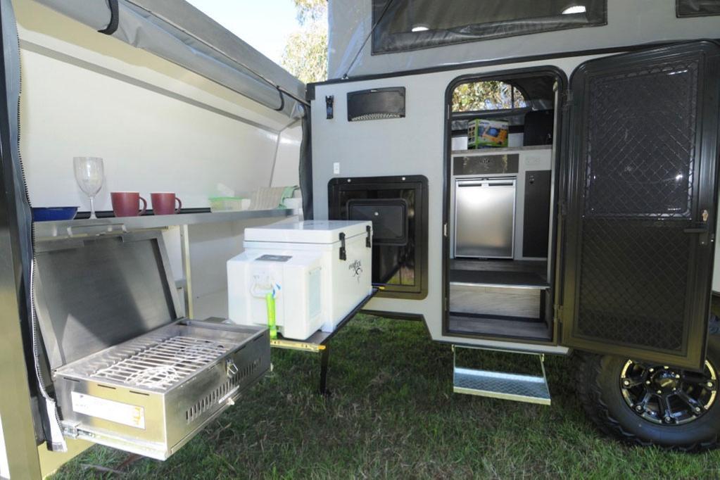 First look: Trailblazers Eyre, TTRV | Traveller Caravans & Trailblazers RV