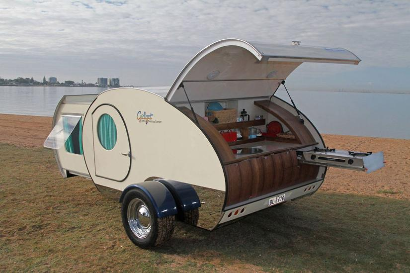 News Gidget Brumby Off Road Camper
