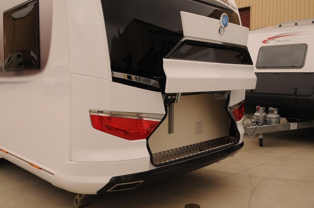 Big Bathroomed German Van Coming Www Caravancampingsales Com Au