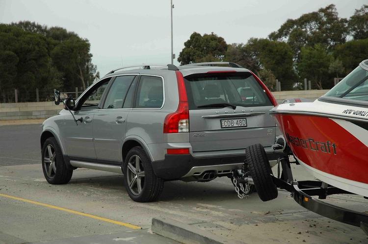 Tow Test: Volvo XC90 - www caravancampingsales com au