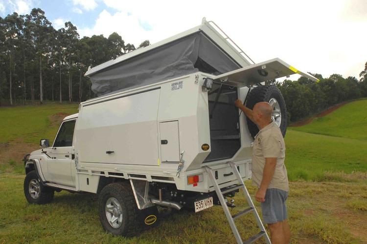 prev next. View Photos & Metalink SLR Camper - www.caravancampingsales.com.au