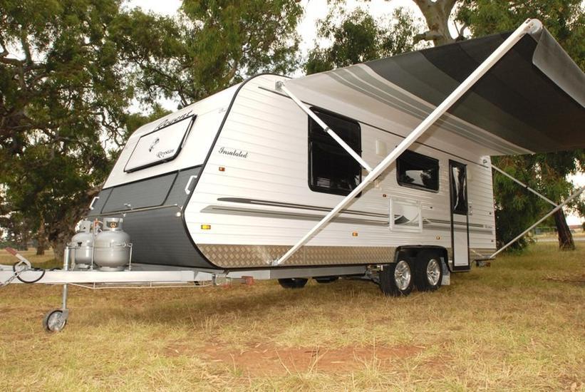 Regent Caravans back in business - www caravancampingsales