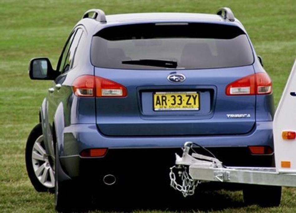 subaru tribeca 2011 review australia