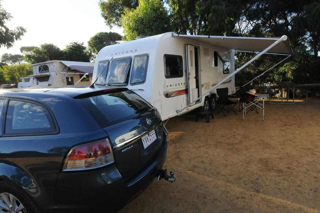 The last great Aussie tow tug - www caravancampingsales com au
