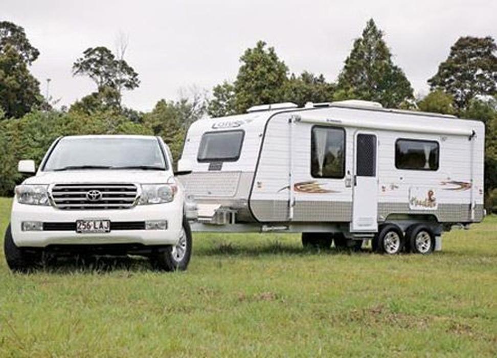Lotus Trackvan Www Caravancampingsales Com Au