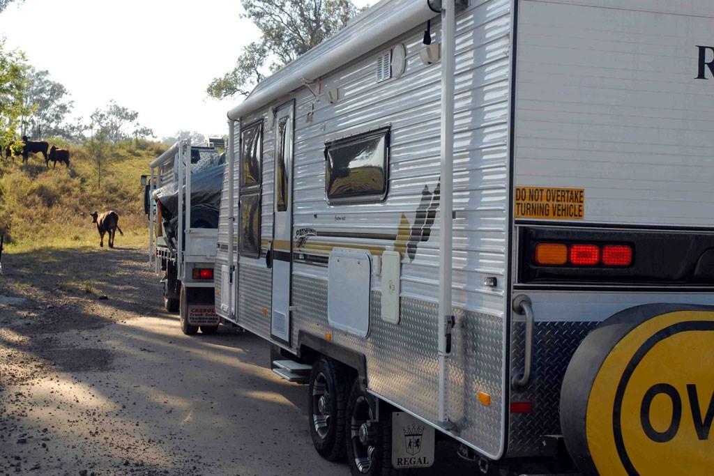 Do you need a tough tow truck? - www caravancampingsales com au