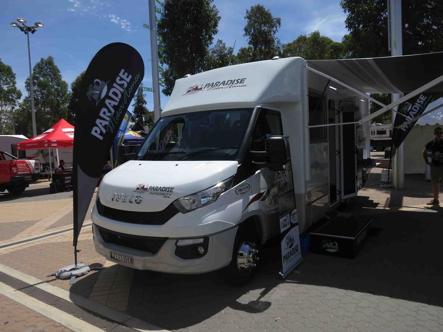 Pleasant New Iveco Drives Motorhome Sales Caravancampingsales Download Free Architecture Designs Scobabritishbridgeorg