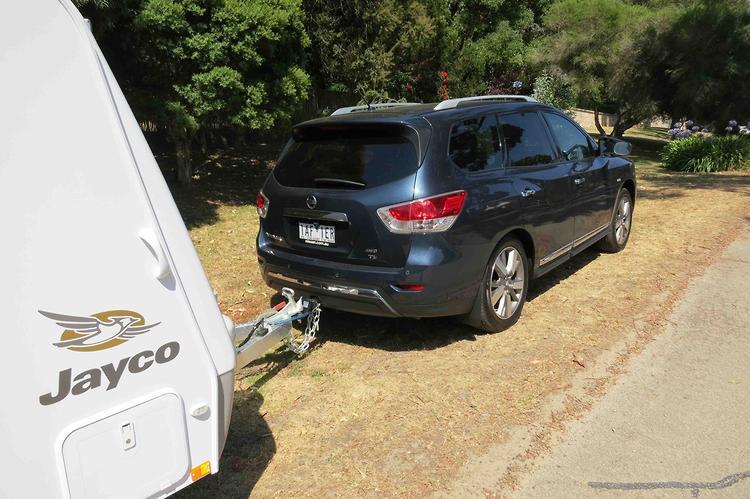 Tow Test: Nissan Pathfinder 2014 - www caravancampingsales