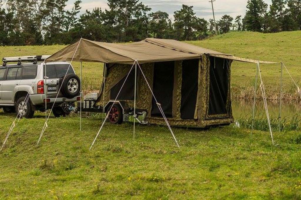 Ambush reinvents toy hauler camper - www ...