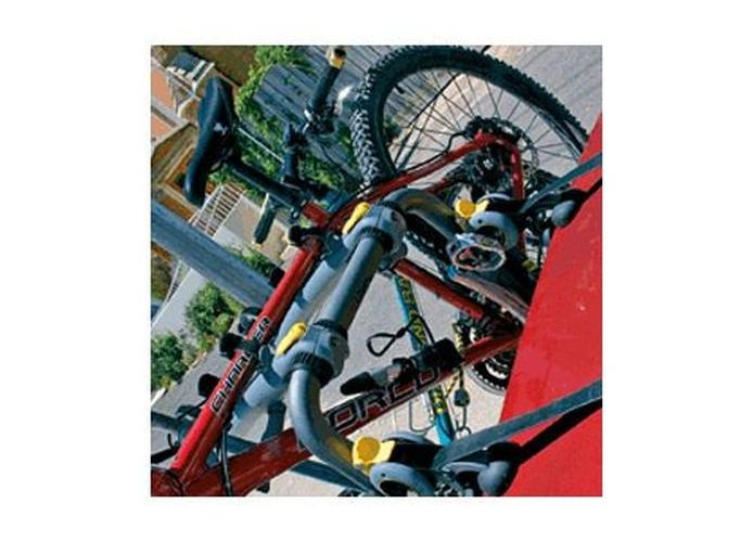 Saris Bones Rs Bike Car Rack Ratchet Mount Strap Right Side