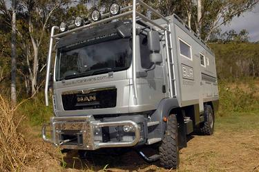 No off-road limits for SLR - www caravancampingsales com au