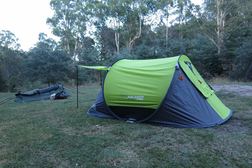 the best attitude 90aae 0aaf5 Tested: OzTent Malamoo X-Tra - www.caravancampingsales.com.au