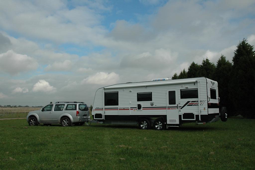 JB Caravans Milano 2306 - www caravancampingsales com au