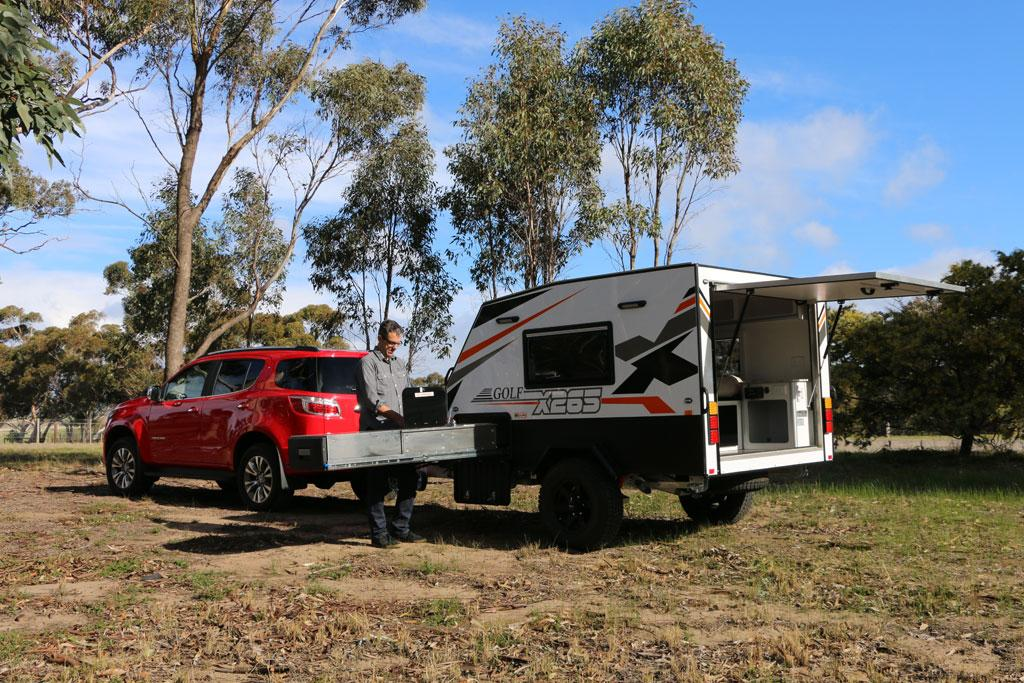 Golf X265 2019 Review - www caravancampingsales com au