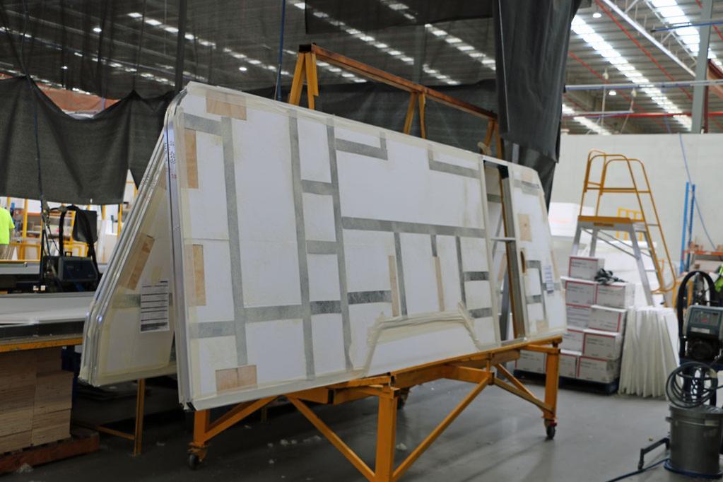 How to build a Jayco Silverline - www caravancampingsales com au