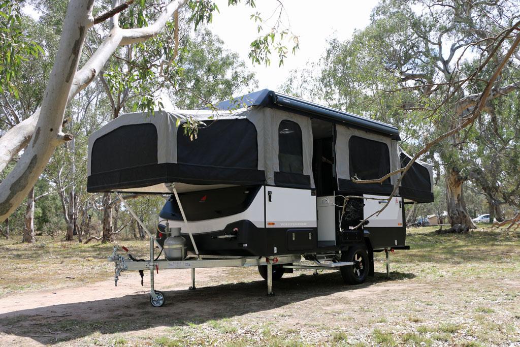 New Age Wayfinder 2018 Review - www caravancampingsales com au