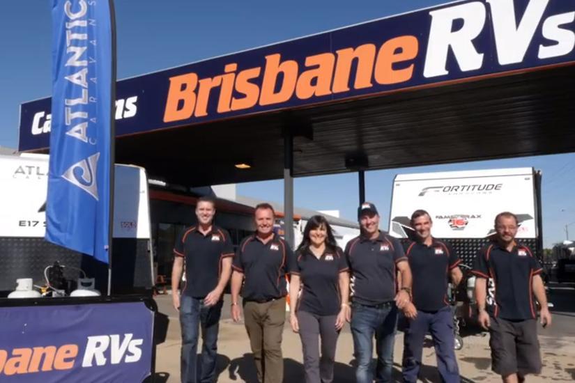 Brisbane RVs back in business - www caravancampingsales com au