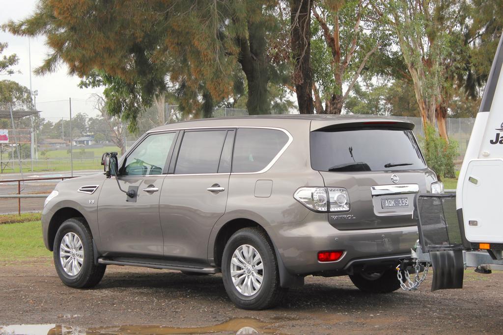 2018 Nissan Patrol: News, Upgrades, Specs, Price >> Tow Test Nissan Patrol 2018 Www Caravancampingsales Com Au