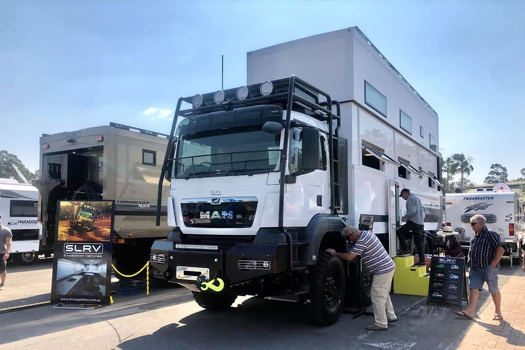 $2million Aussie mega-motorhome hits the road - www