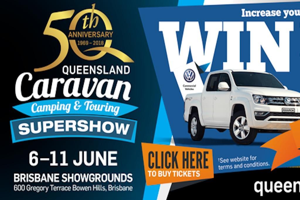 Qld Supershow celebrates golden milestone - www caravancampingsales