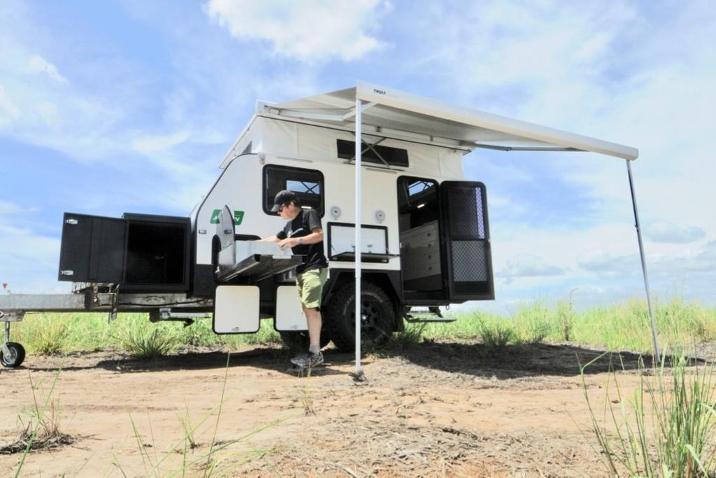 Top 10 Hybrid Campers