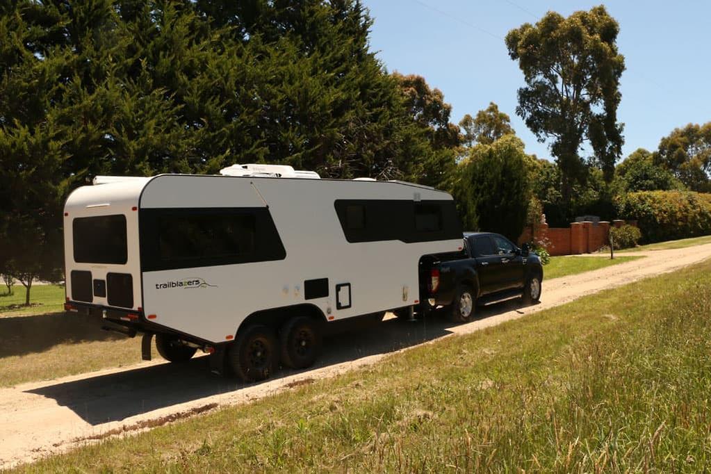 Trailblazers teases world-first caravan concept, TTRV   Traveller Caravans & Trailblazers RV
