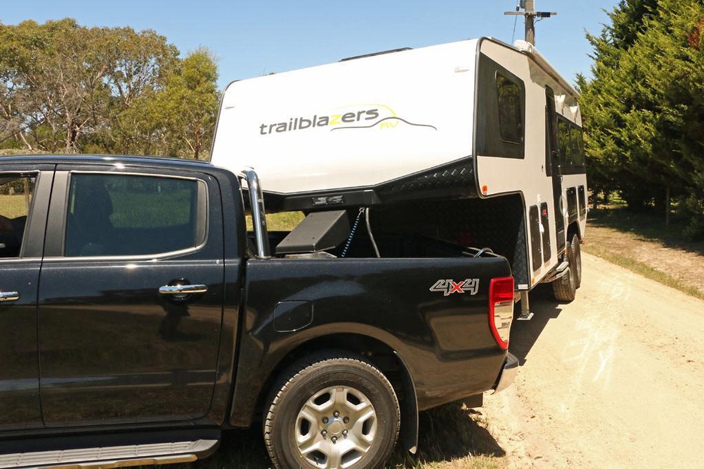 First look: Trailblazers 230E, TTRV | Traveller Caravans & Trailblazers RV