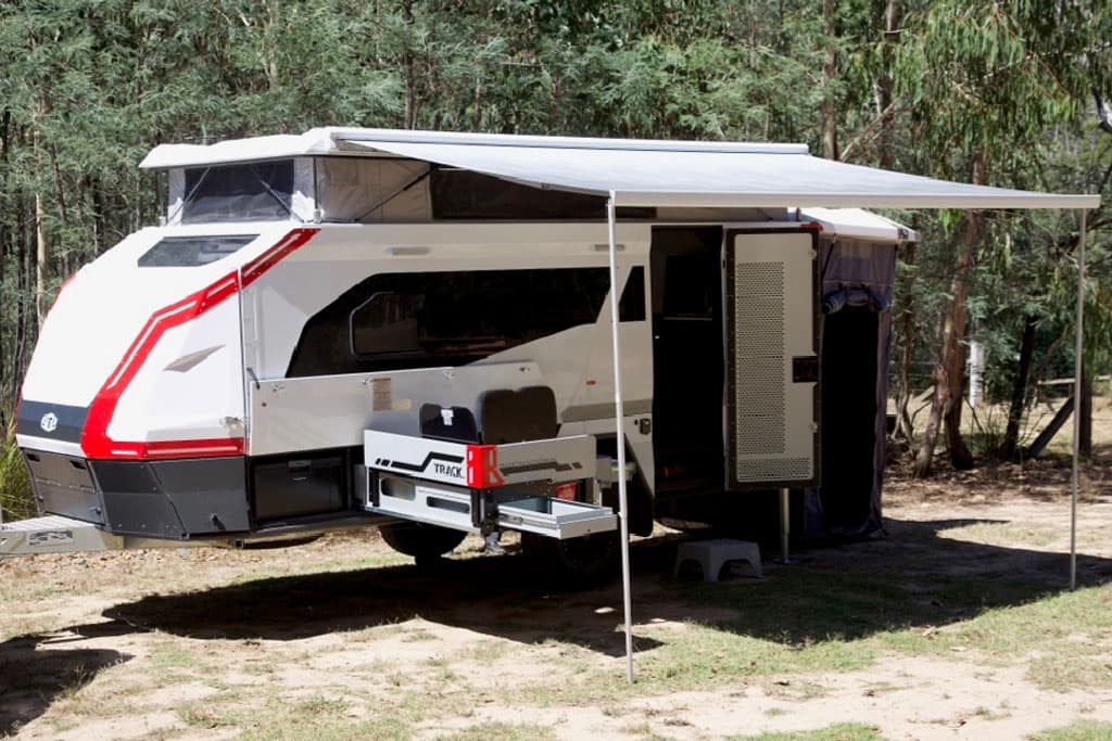 Track Trailer T4 2019 Review - www caravancampingsales com au
