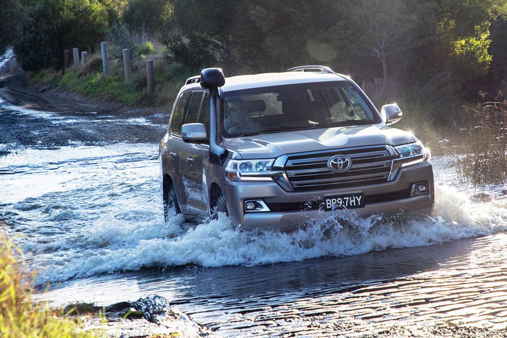 New Toyota Landcruiser 300 Series Takes Shape Www