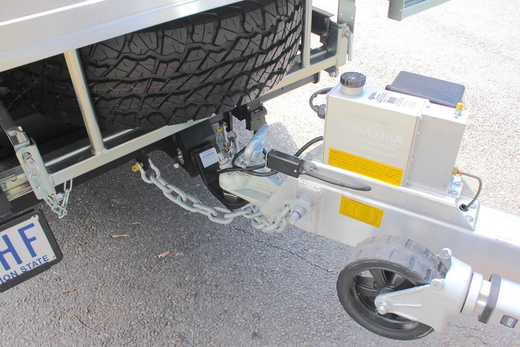 Tow Test: Toyota LandCruiser 70 Series - www