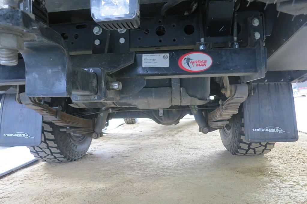 Trailblazers builds LandCruiser motorhome, TTRV | Traveller Caravans & Trailblazers RV