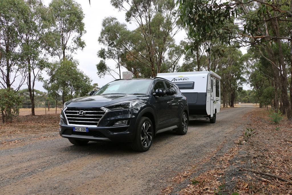 Hyundai Tucson 2019 Tow Test Caravancampingsales Com Au