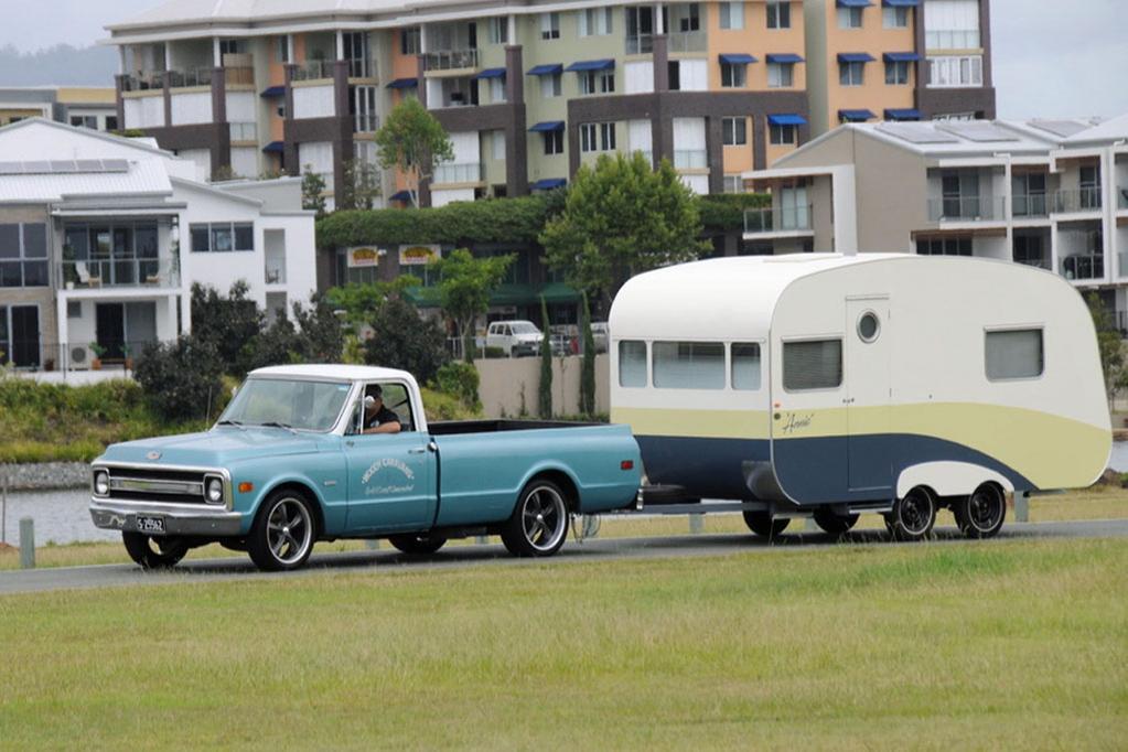 Woody Caravans 15ft 2019 Review - www caravancampingsales com au