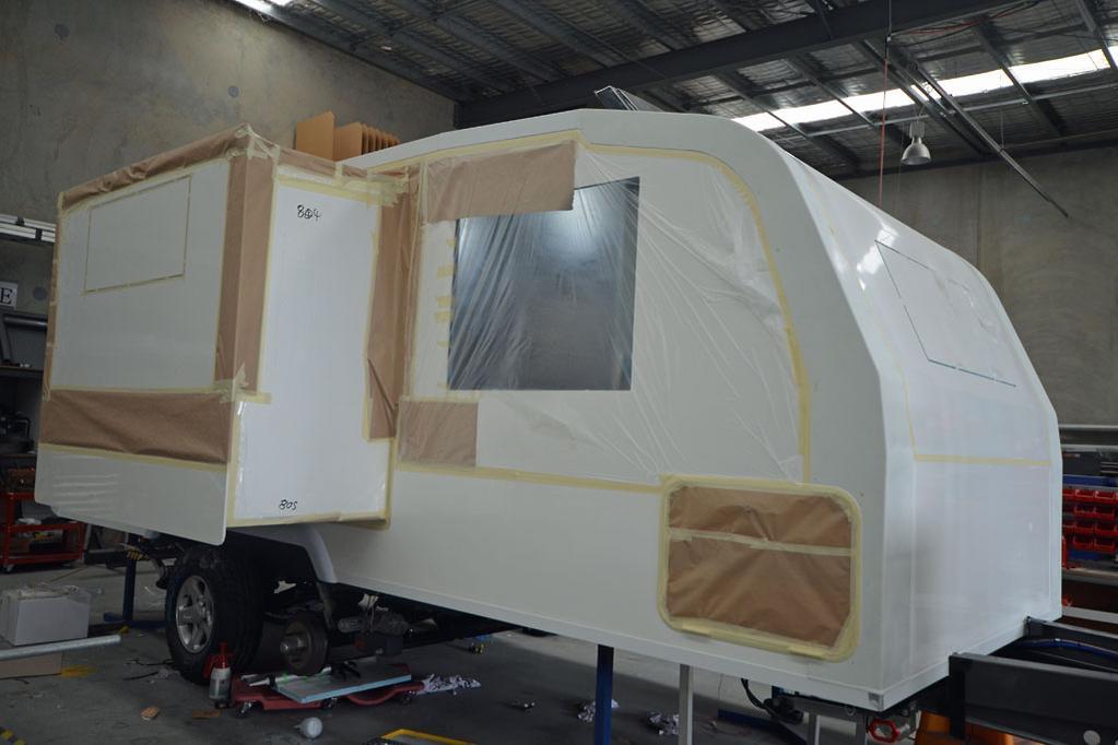 The case for composite caravans - www caravancampingsales com au