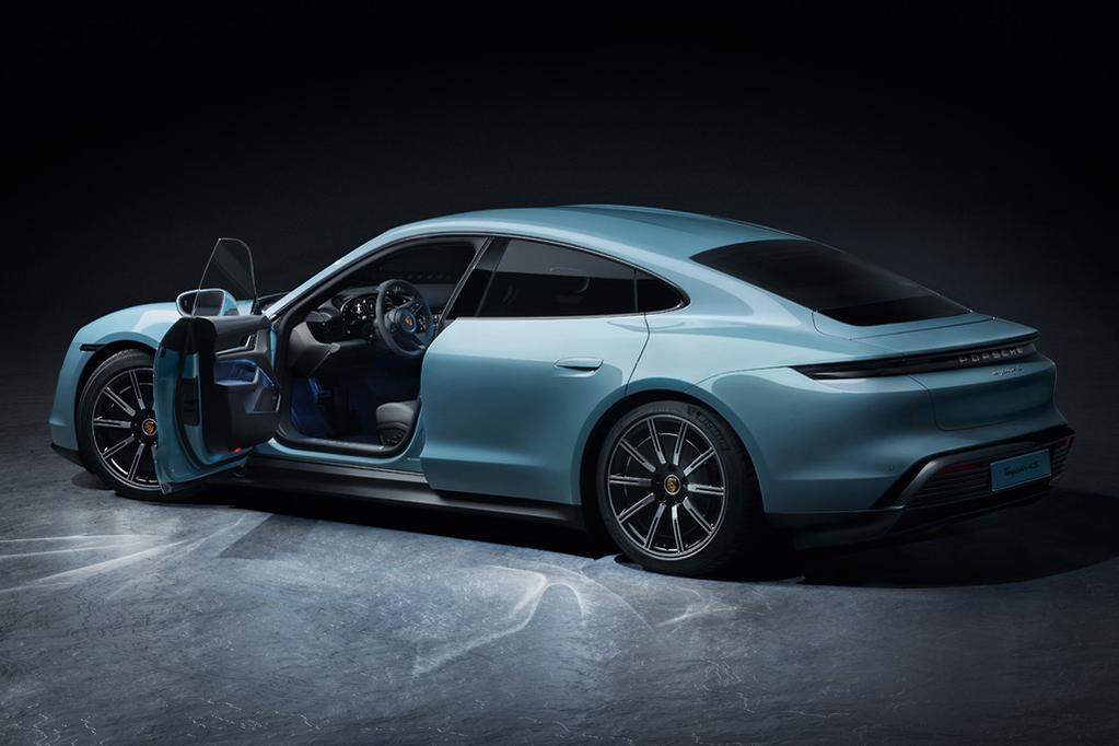 Porsche Taycan 4S revealed - carsales.com.au
