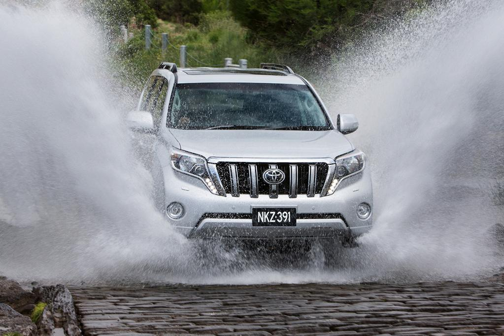 Buying Used: Toyota LandCruiser Prado (2009-15) - www