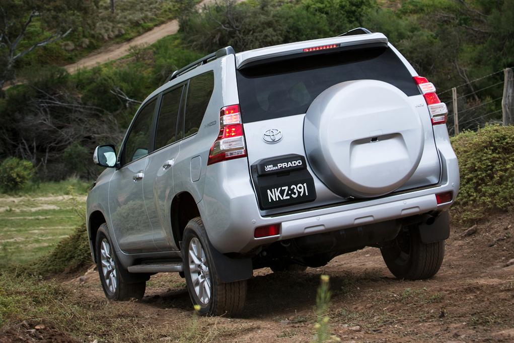 Best Used Off Road 4x4 For 2019 Carsales Com Au