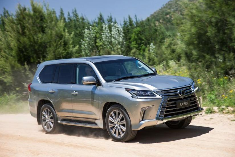 Lexus LX450 diesel finally confirmed for Australia - www