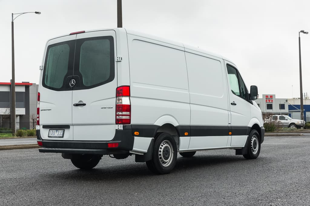 62e614f34e Mercedes-Benz Sprinter 2016 Review - www.carsales.com.au