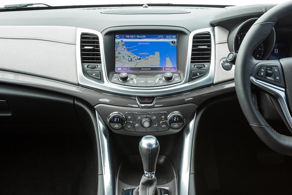 Holden Calais V Series 2015 Review - www carsales com au