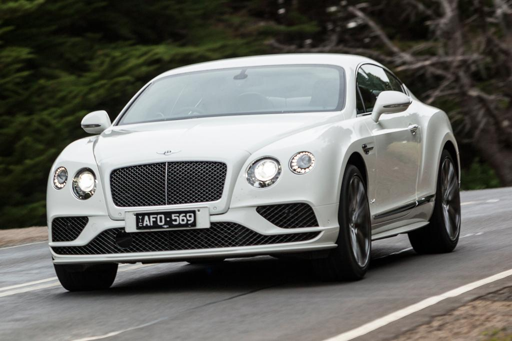 Bentley Continental GT Speed 2016 Review - www carsales com au
