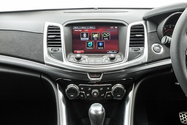 Wagon Wars: Holden Commodore SS V-Series Redline Sportwagon v