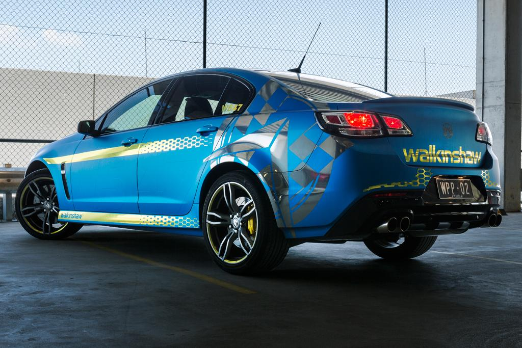 Walkinshaw Performance W547 2016 Review - www carsales com au
