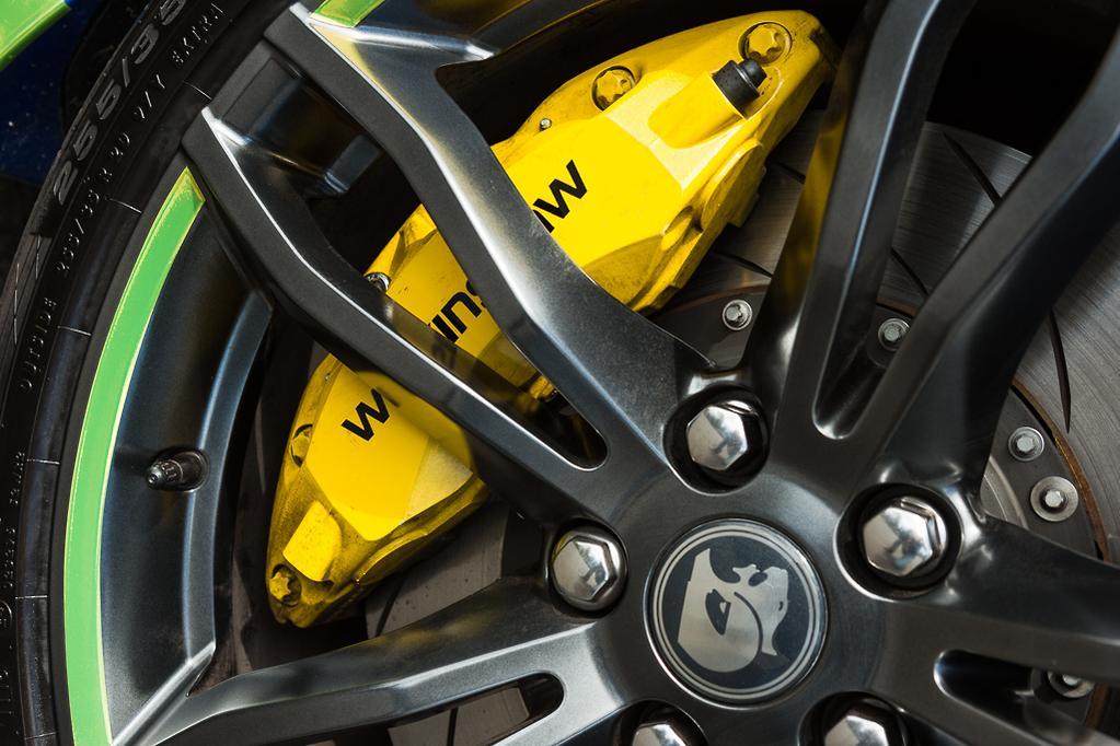 Walkinshaw Performance W547 2016 Review - www carsales com au
