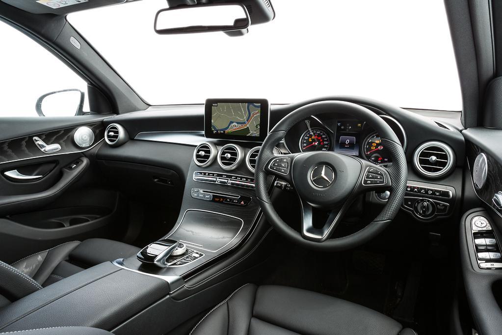 Mercedes GLC-Class 2016 Review - www carsales com au